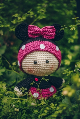 Yo-Yo Cosplay Minnie