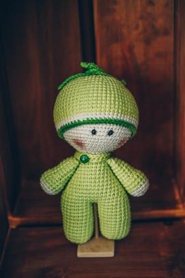 Yo-Yo Manzana Verde